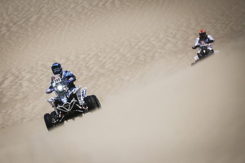 #249 Yamaha: Nicolas Cavigliasso  Ten things to watch for in the 2019 Dakar Rally dakar dakar 2018 249 yamaha nicolas cavigliasso