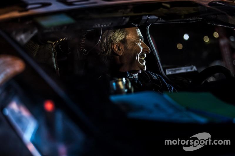 #303 Peugeot Sport Peugeot 3008 DKR: Carlos SainzCruz
