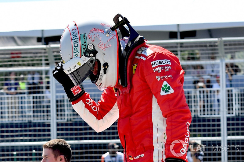 Vettel, Kanada'da 4. kez pole'de