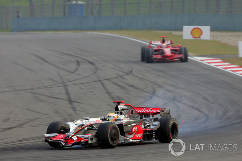 2008: Льюис Хэмилтон, McLaren-Mercedes MP4-23