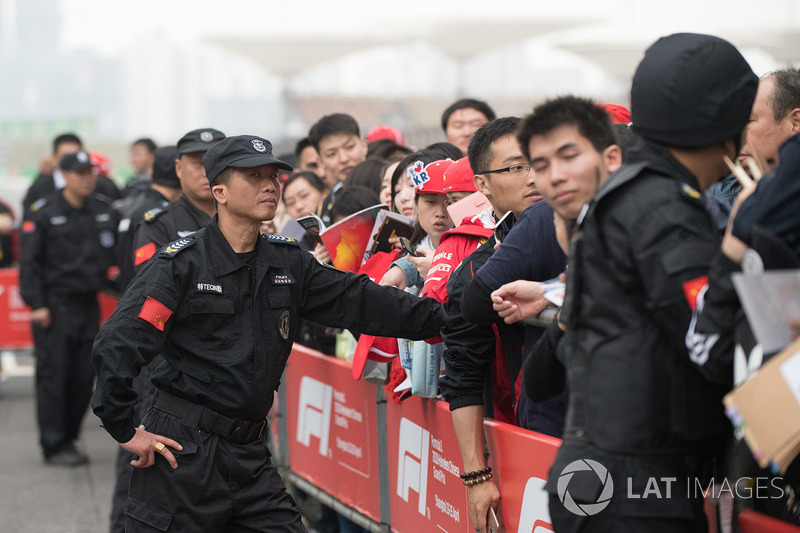 Fans and Security