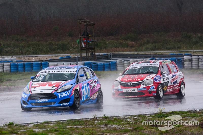 Daniel Ferra, Ford Fiesta