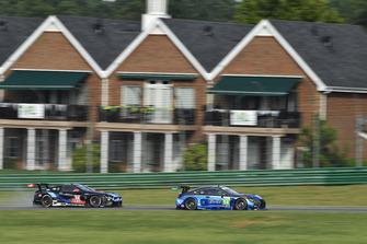 #14 3GT Racing Lexus RCF GT3, GTD - Dominik Baumann, Kyle Marcelli, #24 BMW Team RLL BMW M8 GTLM - John Edwards, Jesse Krohn