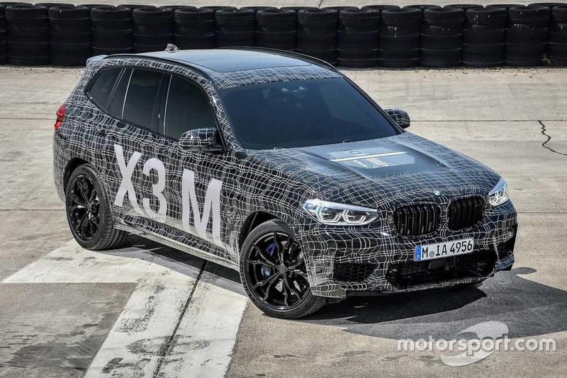 BMW X3 M 2019 року