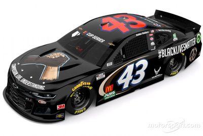 Richard Petty Motorsports livery unveil