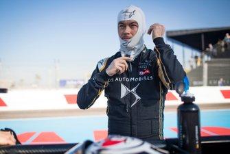 Andre Lotterer, DS TECHEETAH, sur la grille