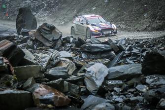 Stephane Lefebvre, Gabin Moreau, Citroën World Rally Team Citroën DS3 R5