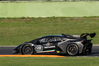 Olli Caldwell, Lamborghini Huracan Super Trofeo