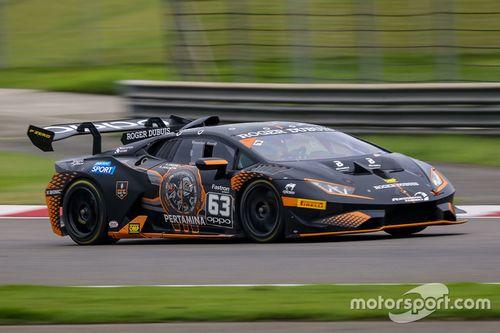 Annuncio Finali Mondiali Lamborghini