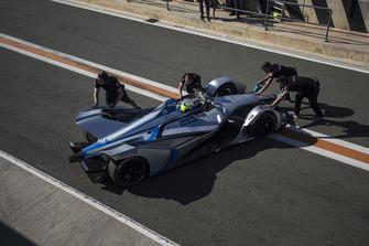 Felipe Massa, Venturi Formula E returns to garage