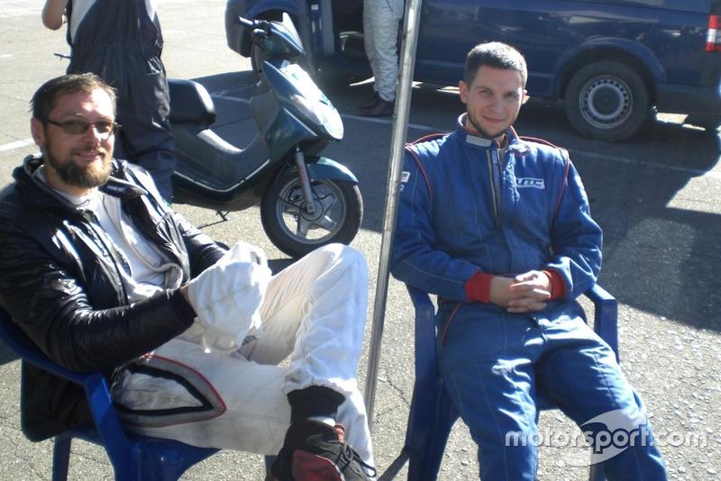 Антон Поляничко та Павло Мар'яненко