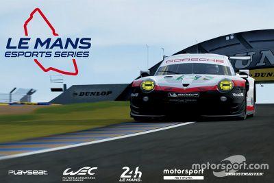 Anúncio Le Mans Esports