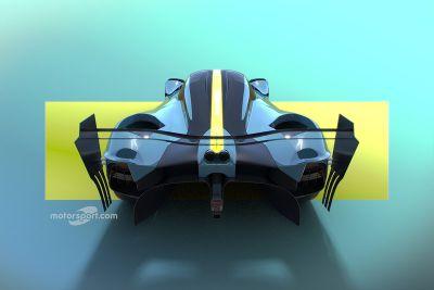 Aston Martin Hypercar announcement