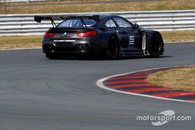 Rollout: BMW M6 GT3 Team Schubert Motorsport