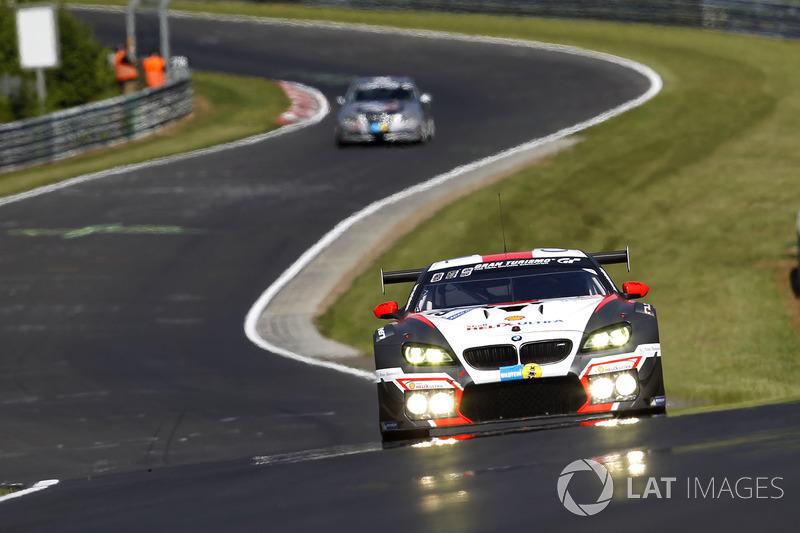 10. #19 BMW Team Schubert Motorsport, BMW M6 GT3