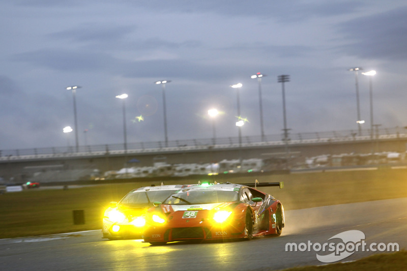 #48 Paul Miller Racing Lamborghini Huracan GT3: Madison Snow, Bryan Sellers, Bryce Miller, Andrea Ca