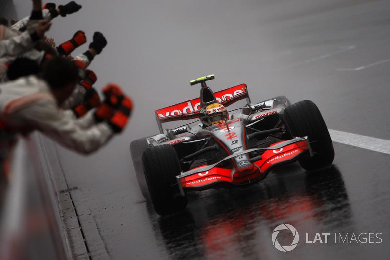 Пилоты McLaren выигрывали в Японии 9 раз, гонщики Ferrari – 7 раз