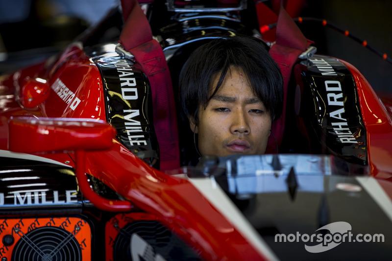 Nobuharu Matsushita, ART Grand Prix