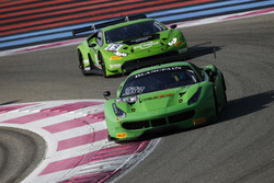 #333 Rinaldi Racing, Ferrari 488 GT3: Daniel Keilwitz, Rinat Salikhov