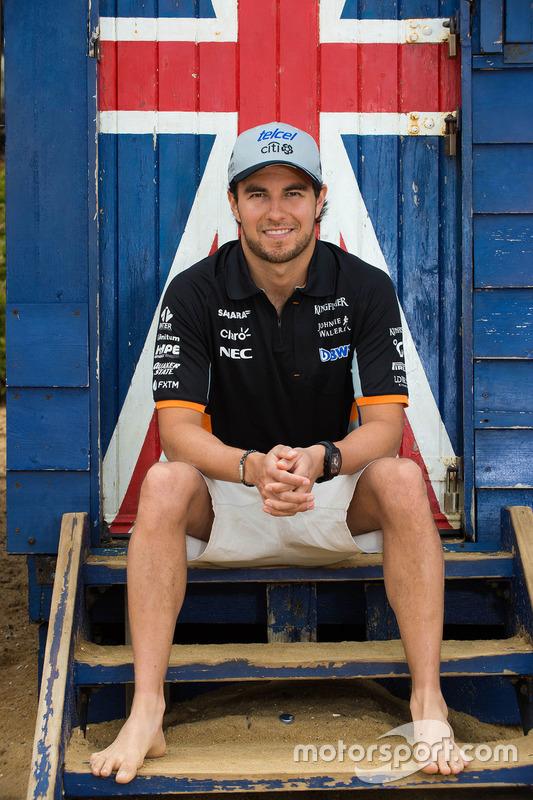 Sergio Perez, Sahara Force India F1 Team