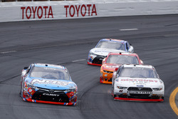 Kyle Busch, Joe Gibbs Racing Toyota, Brad Keselowski, Team Penske Ford, Kyle Larson, Chip Ganassi Racing Chevrolet, Ryan Preece, Joe Gibbs Racing Toyota