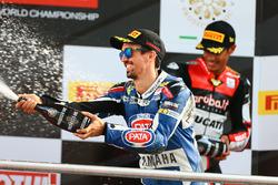 Roberto Tamburini, Pata Yamaha