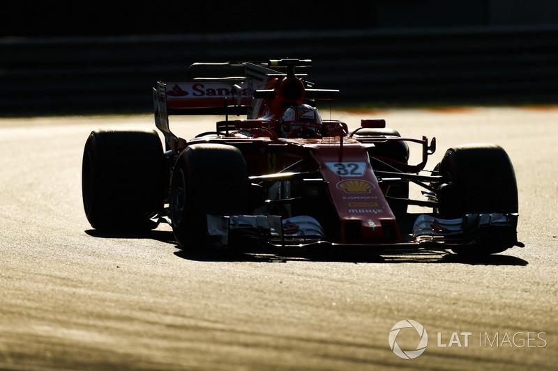Шарль Леклер, Ferrari SF70