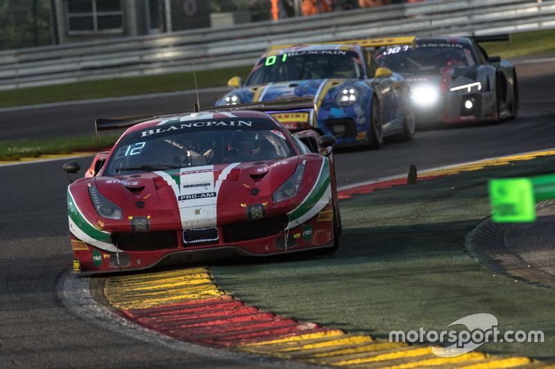 19. #51 AF Corse, Ferrari 488 GT3