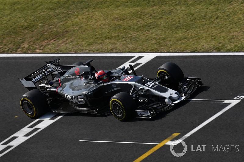 Сантіно Ферруччі, Haas VF-17