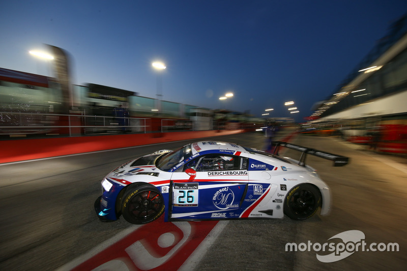 #26 Sainteloc Racing, Audi R8 LMS: Romain Monti, Christopher Haase