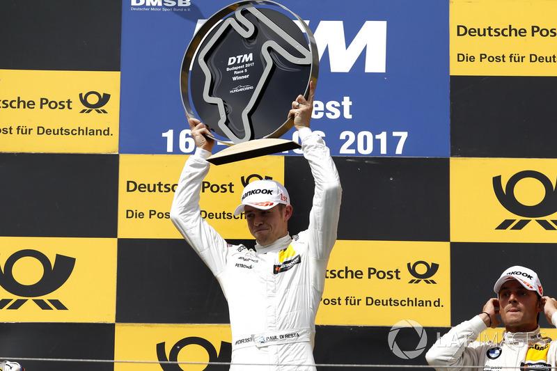 Подиум: Пол ди Реста, Mercedes-AMG Team HWA