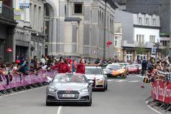 Fahrerparade