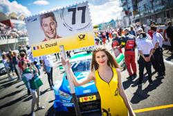 Грід-гьол Лоіка Дюваля, Audi Sport Team Phoenix, Audi RS 5 DTM