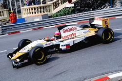 Pedro Lamy, Lotus 107C