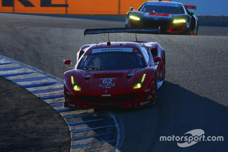 #62 Risi Competizione Ferrari 488 GTE: Тоні Віландер, Джанкарло Фізікелла