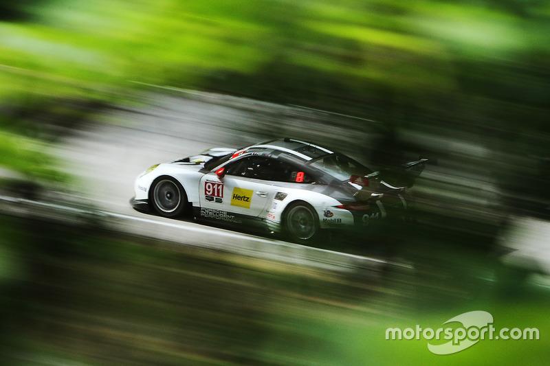 #911 Porsche Team North America Porsche 911 RSR: Нік Тенді, Патрік Пілет