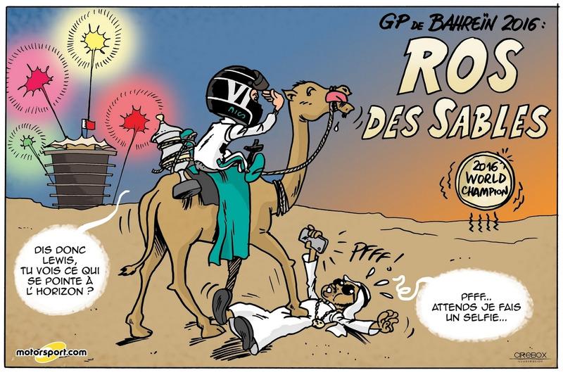 GP de Bahreïn - ROS des Sables
