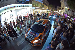 Simone Tempestini, Marc Banca, Ford Fiesta R R5, Winners Rally Team