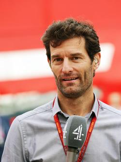 Mark Webber, Porsche Team WEC Driver / Channel 4 Presenter