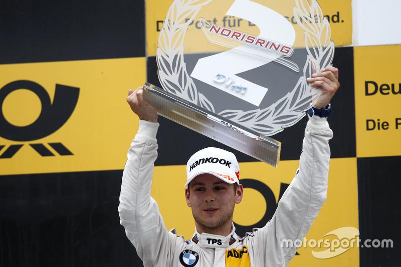 Podyum: 2. Tom Blomqvist, BMW Team RBM, BMW M4 DTM