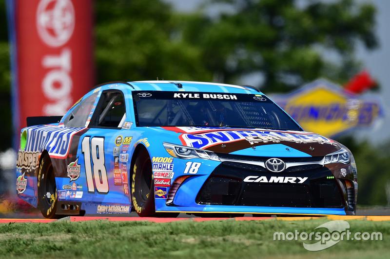 6. Kyle Busch, Joe Gibbs Racing, Toyota