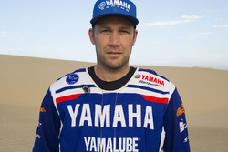 Rodney Faggotter, Yamaha Official Rally Team