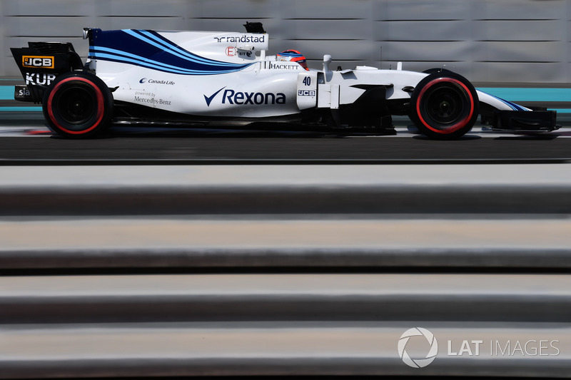 Роберт Кубіца, Williams FW40
