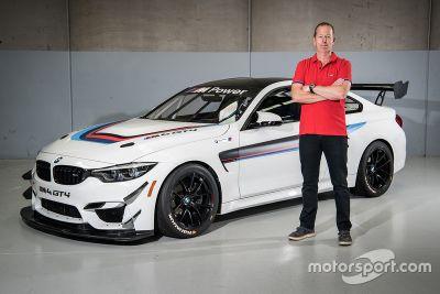 Anuncio BMW M4 GT4