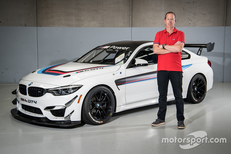 BMW M4 GT4 onthulling