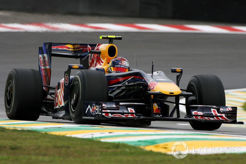 2009: Red Bull RB5 Renault (6 побед, 2-е место в КК)