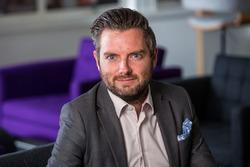 Ян Нолан, віце-президент Motorsport Network з питань розвитку бізнесу та інновацій
