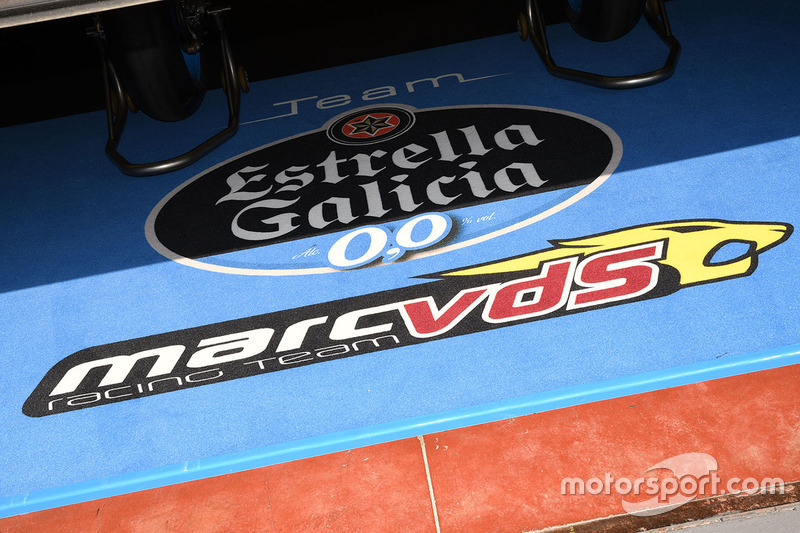 Marc VDS bike