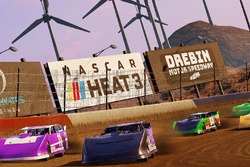 Capture d'écran de NASCAR Heat 3