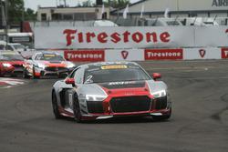 #2 M1GT Racing Audi R8 LMS GT4: Jason Bell